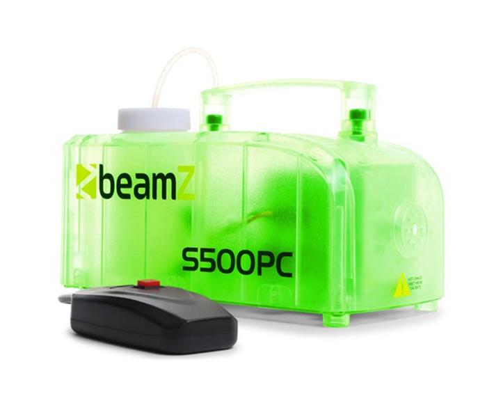 BeamZ S-500PC, výrobník mlhy