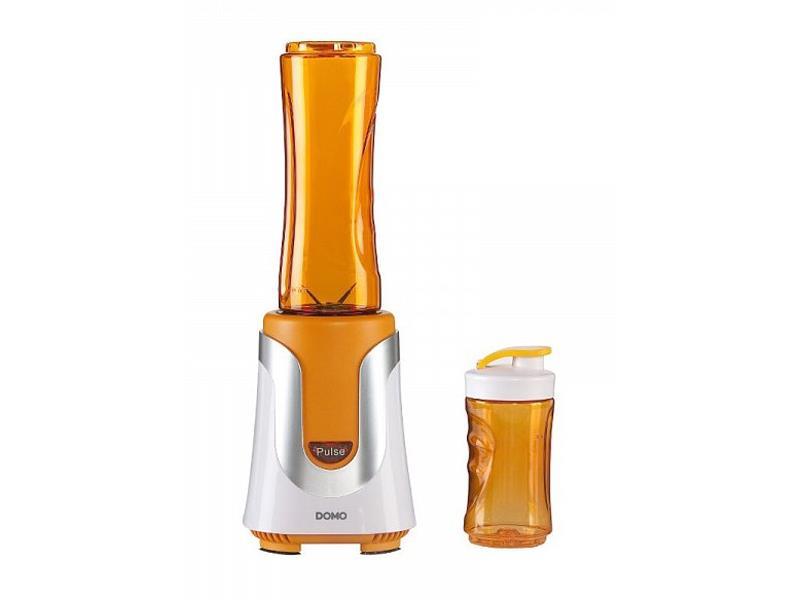 Mixér DOMO DO435BL stolní Smoothie - oranžový