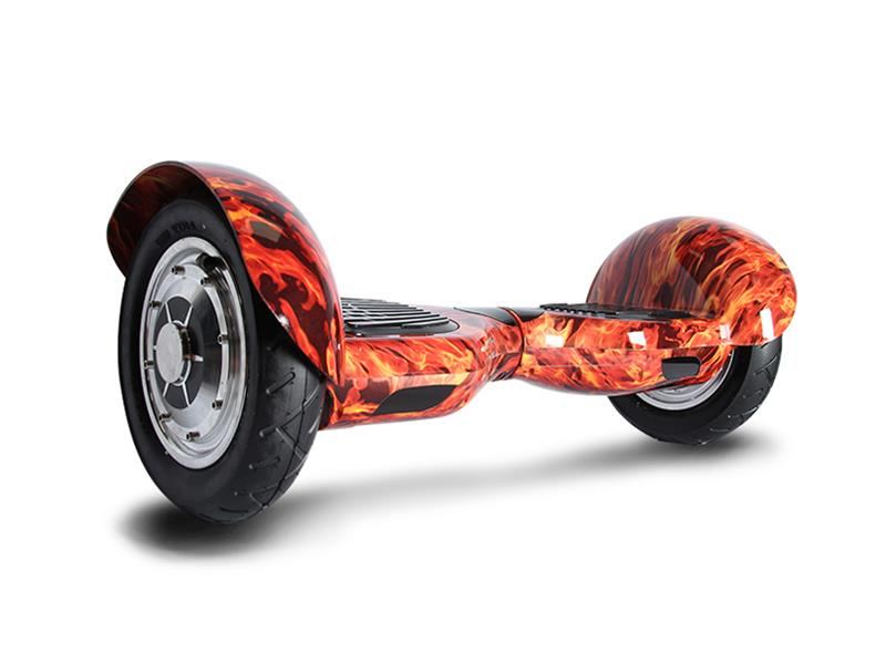 """Hoverboard WHEEL-E WH04 10"""" flame - II. jakost"""