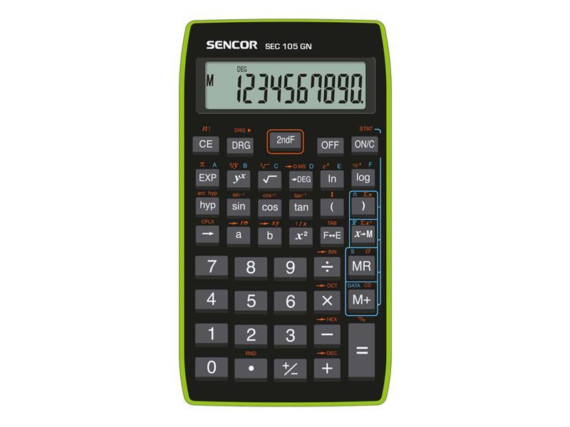 Kalkulačka SENCOR SEC 105 GN
