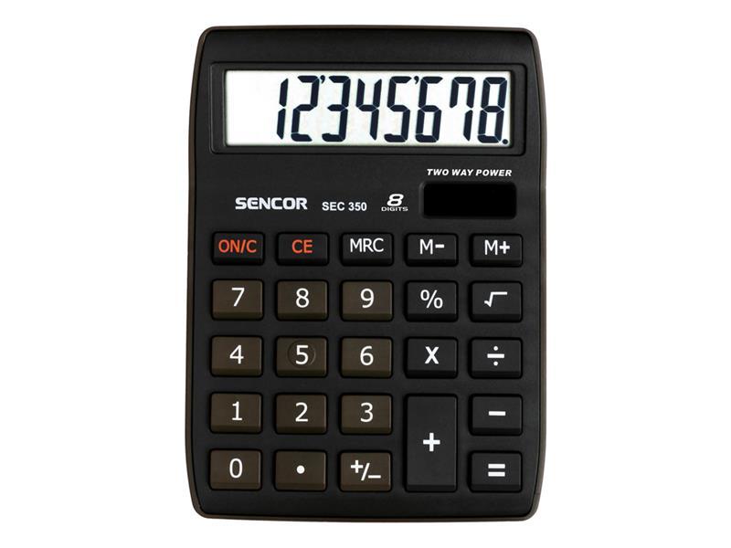Kalkulátor školní SENCOR SEC 350