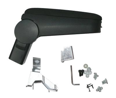 Opěrka loketní SEAT TOLEDO 1M 1994 - 2004 textilní BLACK