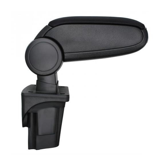 Opěrka loketní SEAT LEON II 2005 - 2012 textilní BLACK