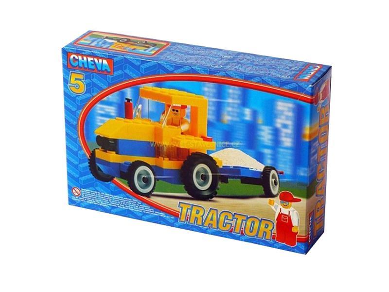 Stavebnice CHEVA 5 traktor