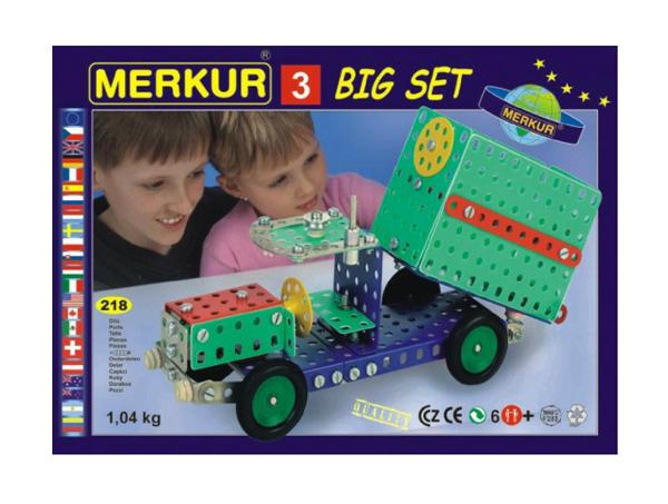 Stavebnice MERKUR 3 BIG SET