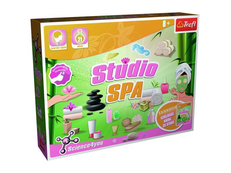 Dětská kreativní hra TREFL studio spa