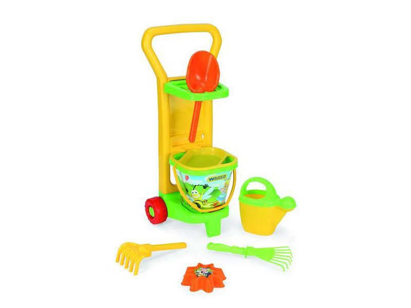 Dětský vozík pro zahradníka WADER