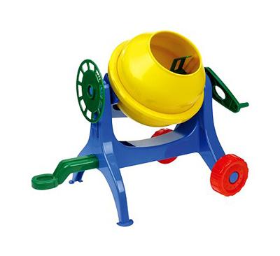 Dětská stavební míchačka LENA 28 cm