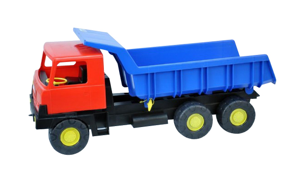 Dětské nákladní auto TEDDIES TATRA 815 BLUE 75 cm