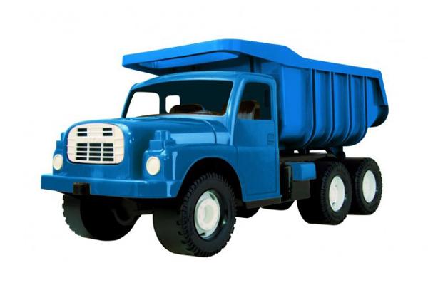 Dětské nákladní auto DINO TATRA 148 BLUE 73 cm