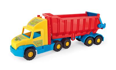 Dětské nákladní auto WADER 75 cm