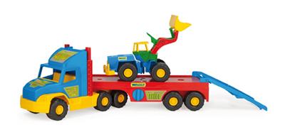 Dětské nákladní auto WADER 78 cm