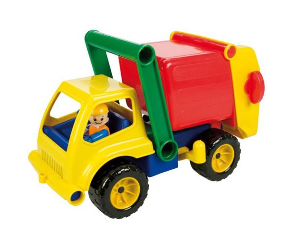 Dětské popelářské auto LENA 26 cm