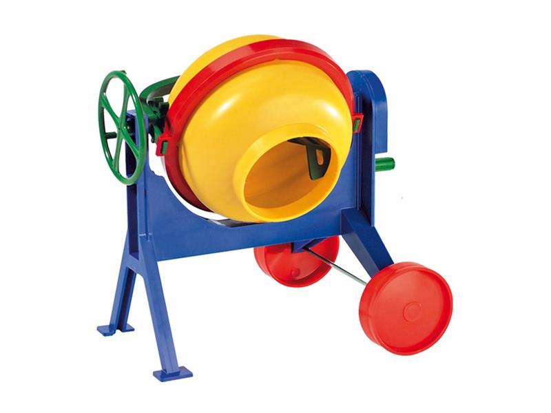 Dětská stavební míchačka LENA 26 cm