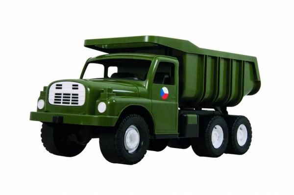 Dětské nákladní auto DINO TATRA 148 GREEN 73 cm