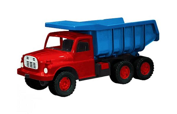 Dětské nákladní auto DINO TATRA 148 RED 73 cm