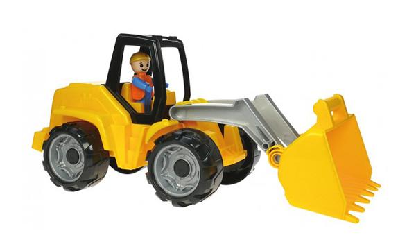 Dětský bagr LENA TRUXX 37 cm