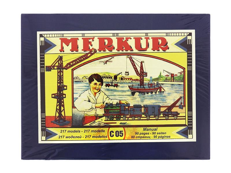 Stavebnice MERKUR CLASSIC C05