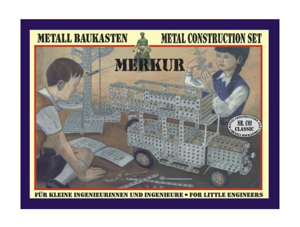 Stavebnice MERKUR CLASSIC C01
