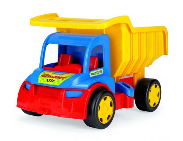 Dětské nákladní auto WADER GIGANT 55 cm