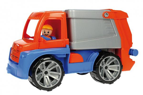 Dětské popelářské auto LENA TRUXX 29 cm