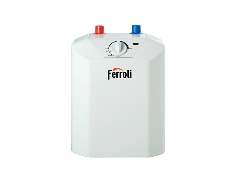FERROLI NOVO 10 S elektrický bojler nad/pod umyvadlo