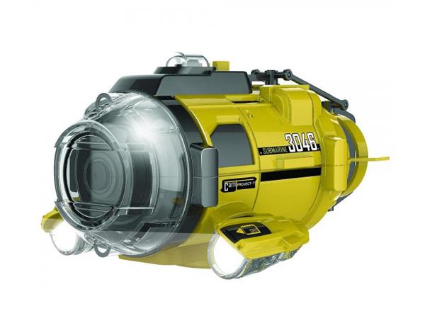 Silverlit RC ponorka Spy Cam Aqua s kamerou