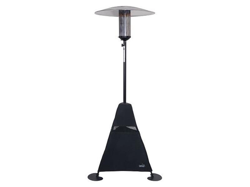 COMPASS Plynový zářič s PB CZ regulátorem