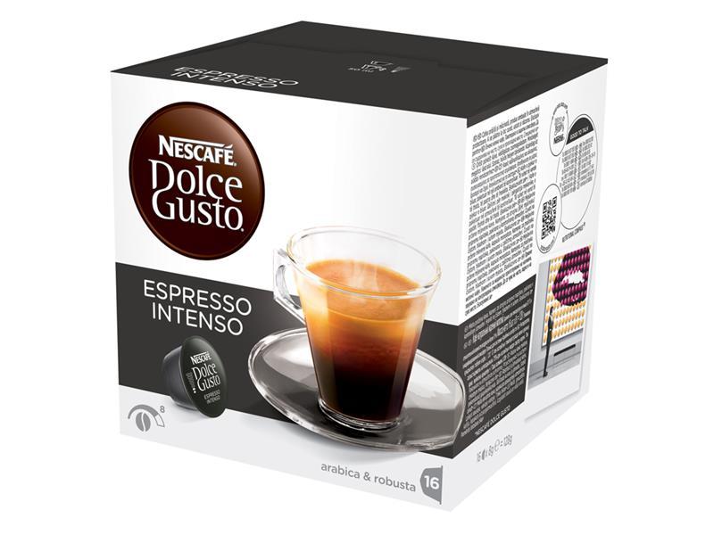 Nescafé Dolce Gusto ESPRESO INTENSO (náplň) 16 kapslí