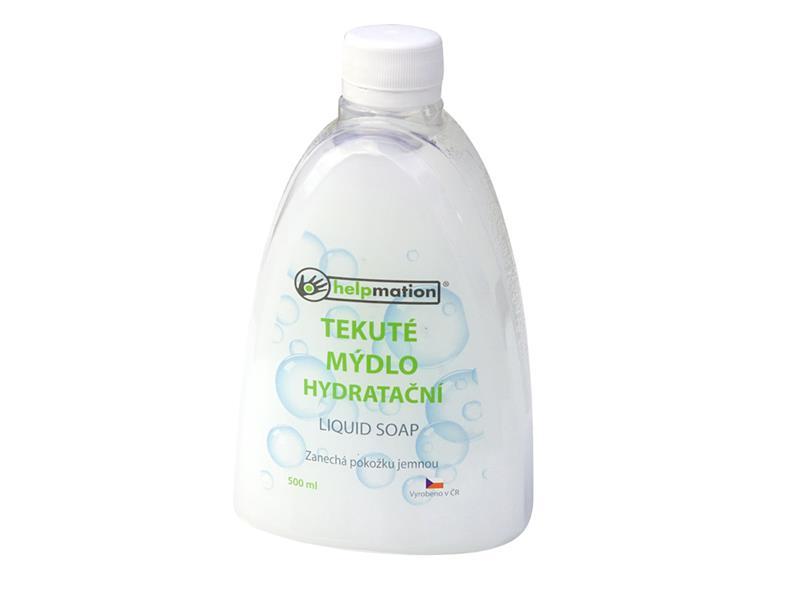 Tekuté mýdlo hydratační Helpmation 500ml
