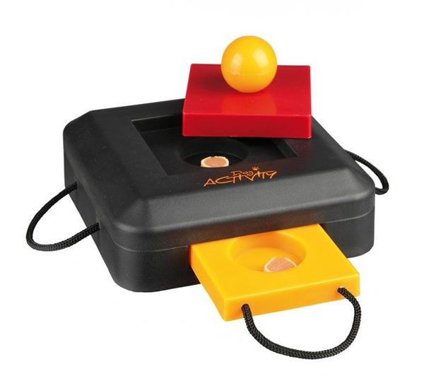 Hračka pro psy TRIXIE GAMBLE BOX 15 cm
