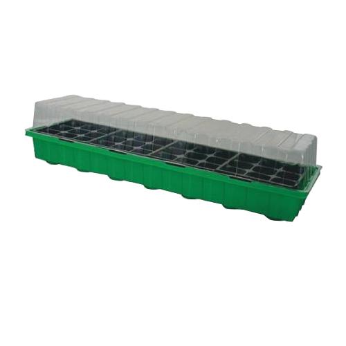 Minipařeniště P2011,36 přísad,54,5x15x13cm