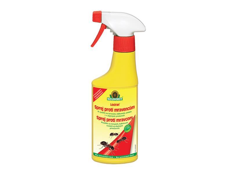 Sprej proti mravencům NEUDORFF LOXIRAN 250 ml