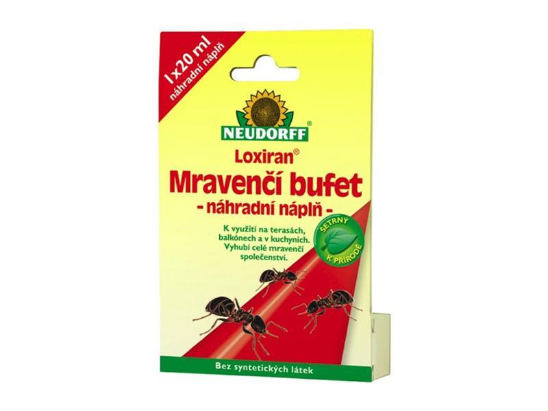 Náplň pro mravence NEUDORFF LOXIRAN 20 ml