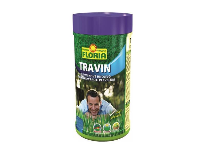 Hnojivo trávníkové AGRO TRAVIN 0.8 kg
