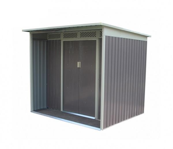 Domek zahradní G21 GBAH 418 203 x 172 cm šedý