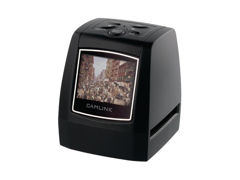Skener negativů a diapozitivů CAMLINK CL-FS30 14Mpx