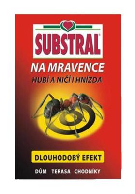 Přípravek proti mravencům SUBSTRAL 100 g