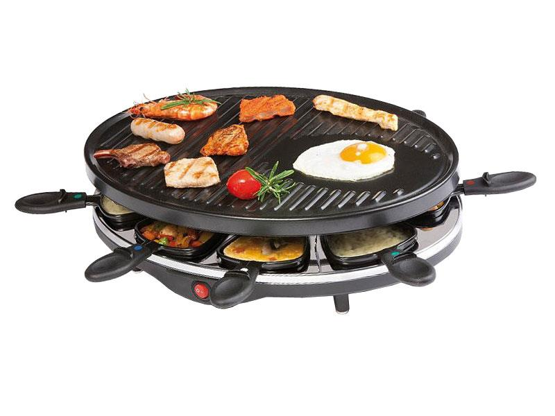 Gril DOMO DO9038 G Raclette pro 8 osob