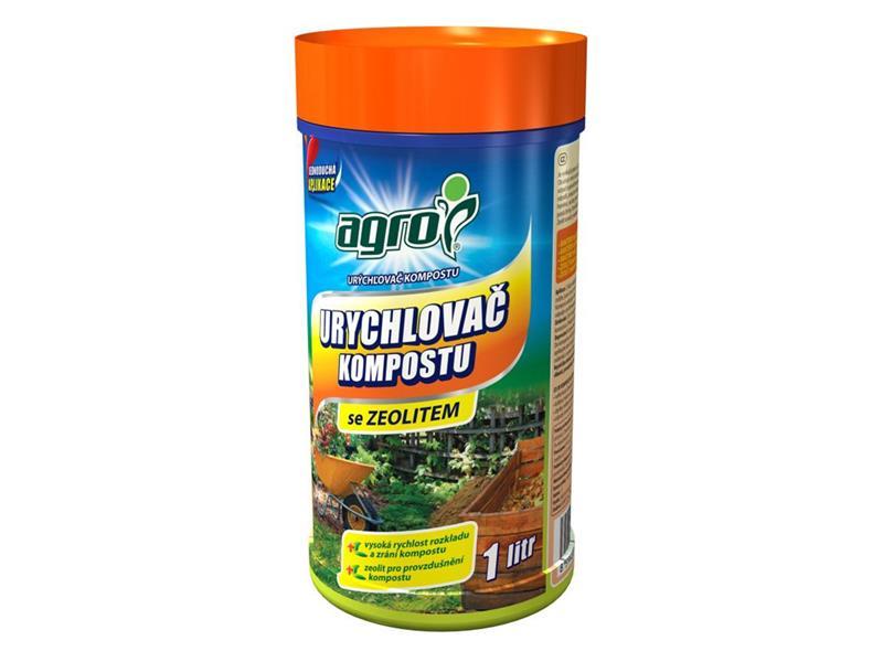 Hnojivo granulované AGRO urychlovač kompostu 1L