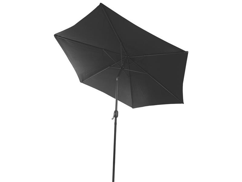 Slunečník černý 2,7m FIELDMANN FDZN 5005