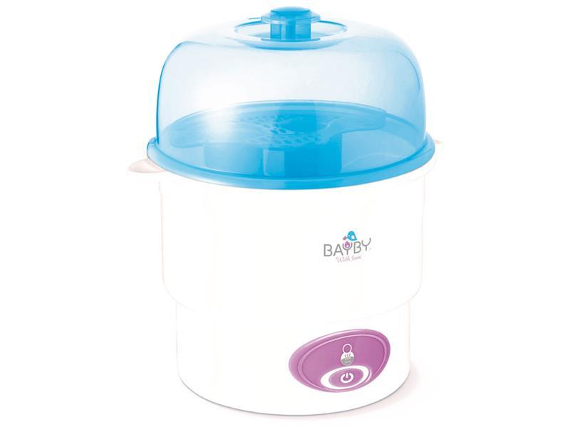Sterilizátor kojeneckých lahví BAYBY BBS 3010 elektrický, parní