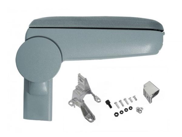 Opěrka loketní SEAT TOLEDO 1M 1994 - 2004 textilní šedá