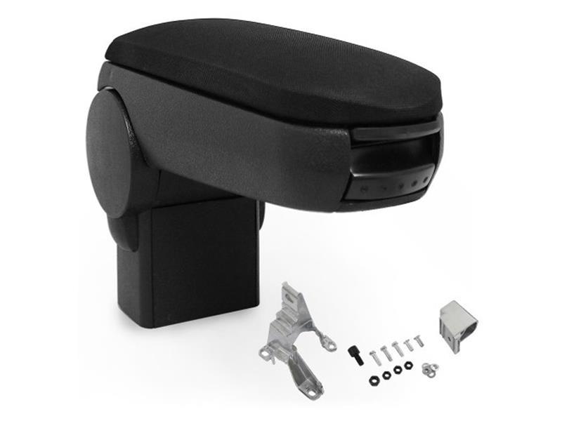 Opěrka loketní VW BORA textilní černá