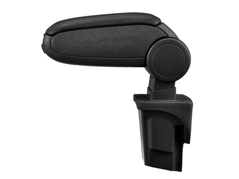 Opěrka loketní SEAT LEON II 2005 - 2012 syntetická kůže BLACK