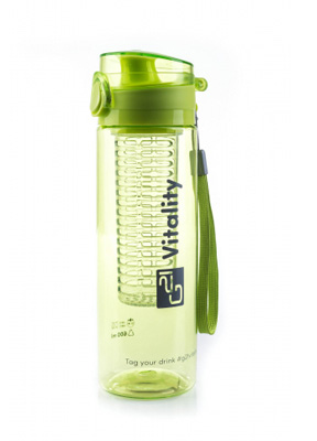Láhev G21 SMOOTHIE 650 ml GREEN