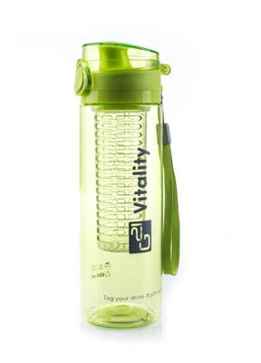 Láhev G21 SMOOTHIE 650 ml zelená