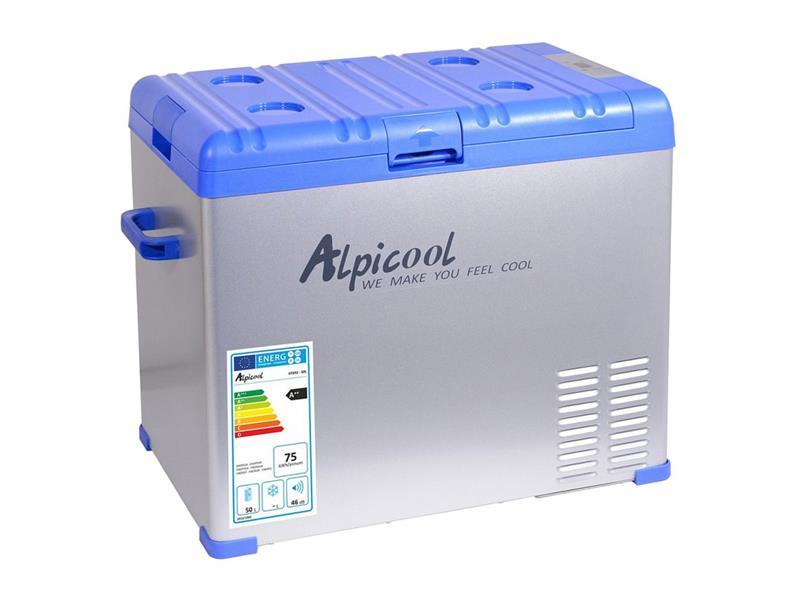 Autochladnička COMPASS ALPICOOL 07092 50l