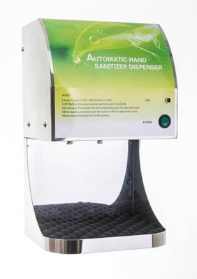Dávkovač dezinfekce G21 RUBBY nerez ocel 2000 ml automatický