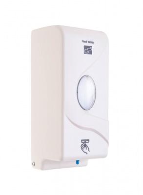 Dávkovač mýdla G21 RESIL bílý 800 ml automatický